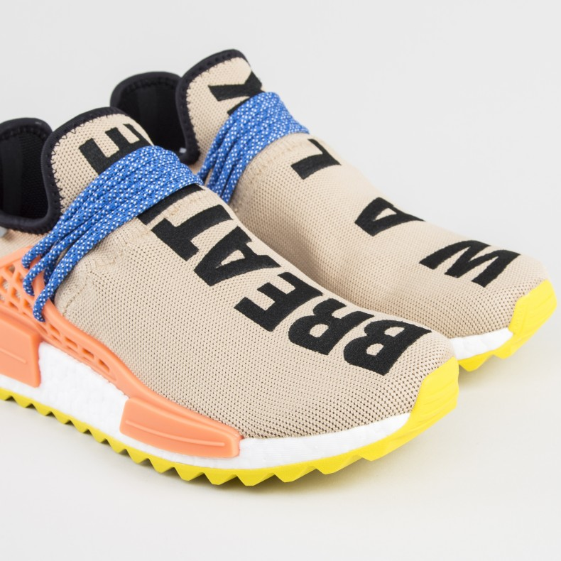 Adidas Wmns Pw Human Race Nmd Tr GS pharrell pale nude