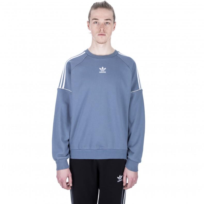 PIPE CREW Sweatshirt raw steelwhite