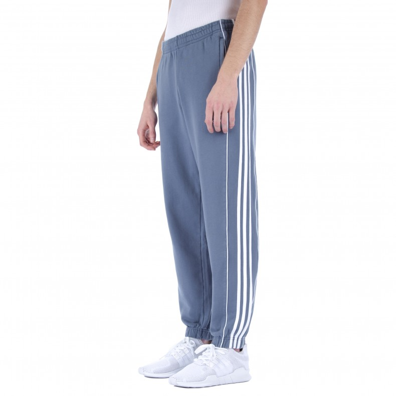 huge discount ad712 1889a adidas Originals Pipe Sweatpant. (Raw Steel White)