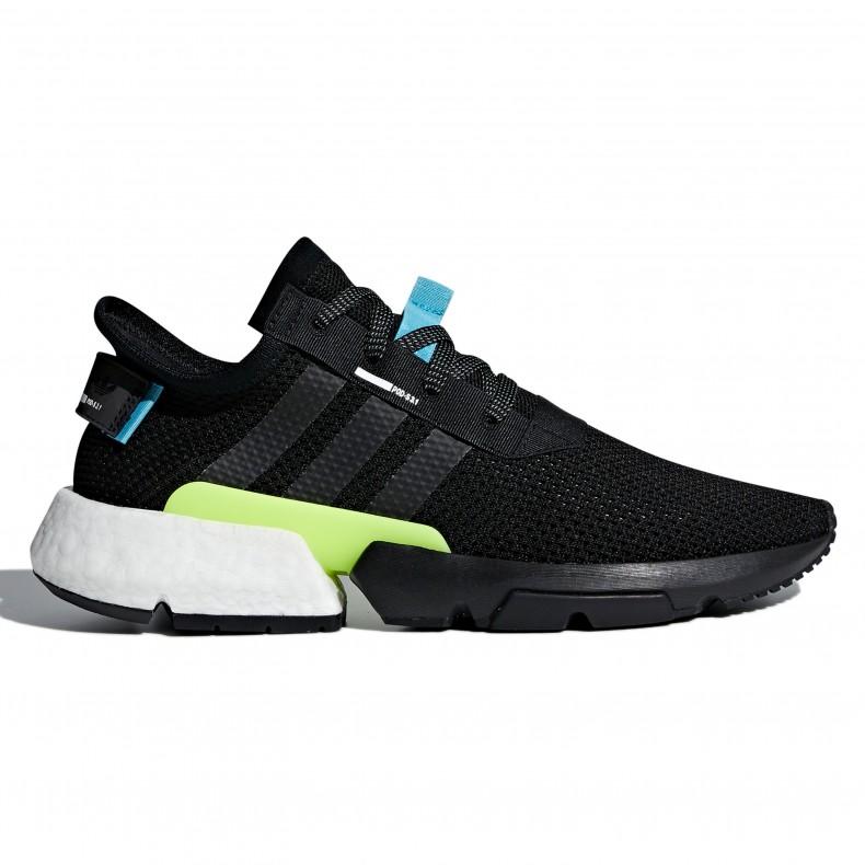 watch aa57e 96b5a adidas Originals POD-S3.1 (Core BlackCore BlackGrey Two) - C
