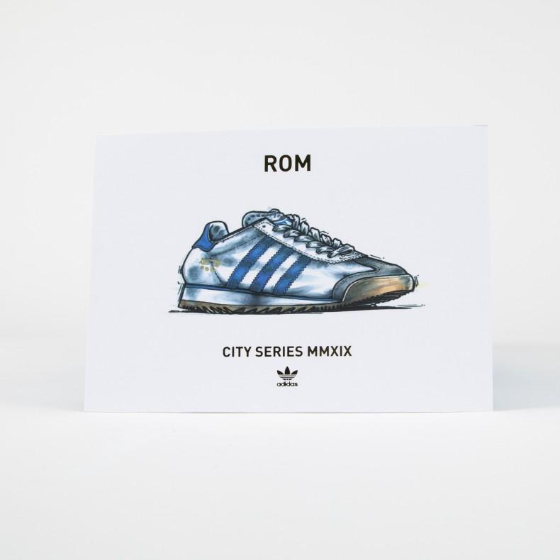 more photos c6434 31721 adidas Originals Rom City Series