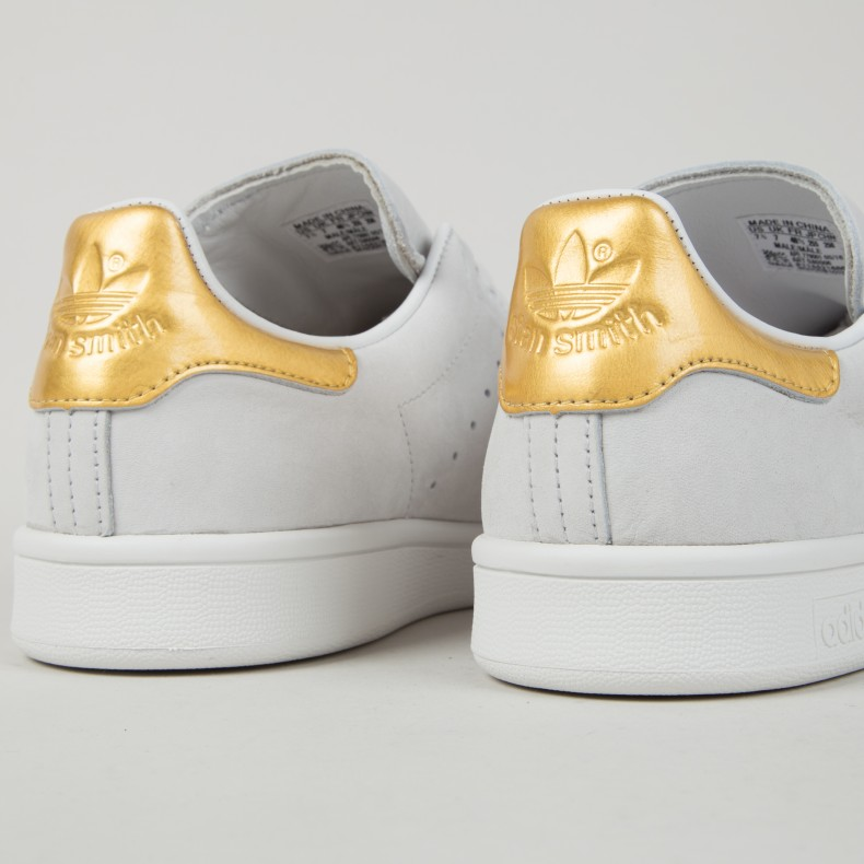 adidas Originals Stan Smith 999 '24 Karat' (Vintage White