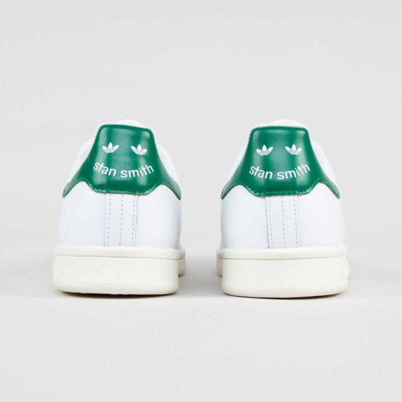 online retailer fd149 00a5e adidas Originals Stan Smith (Footwear White/Off White/Bold Green)