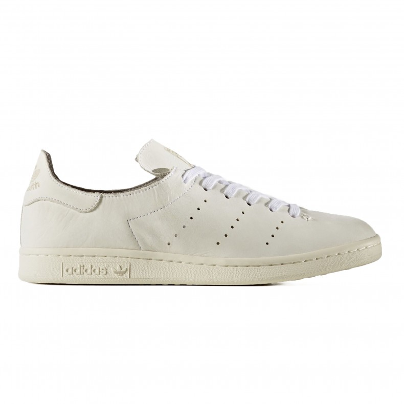 premium selection 06fc0 d2f5a adidas Originals Stan Smith Leather Sock (Footwear White ...