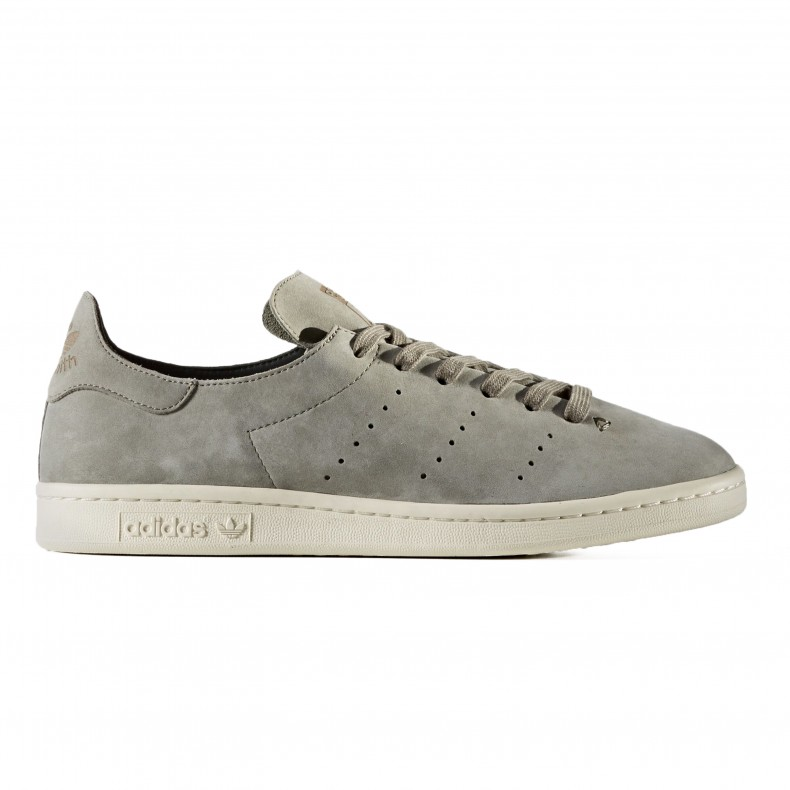 69e0bc8de75d adidas Originals Stan Smith Leather Sock (Trace Cargo Trace Cargo ...