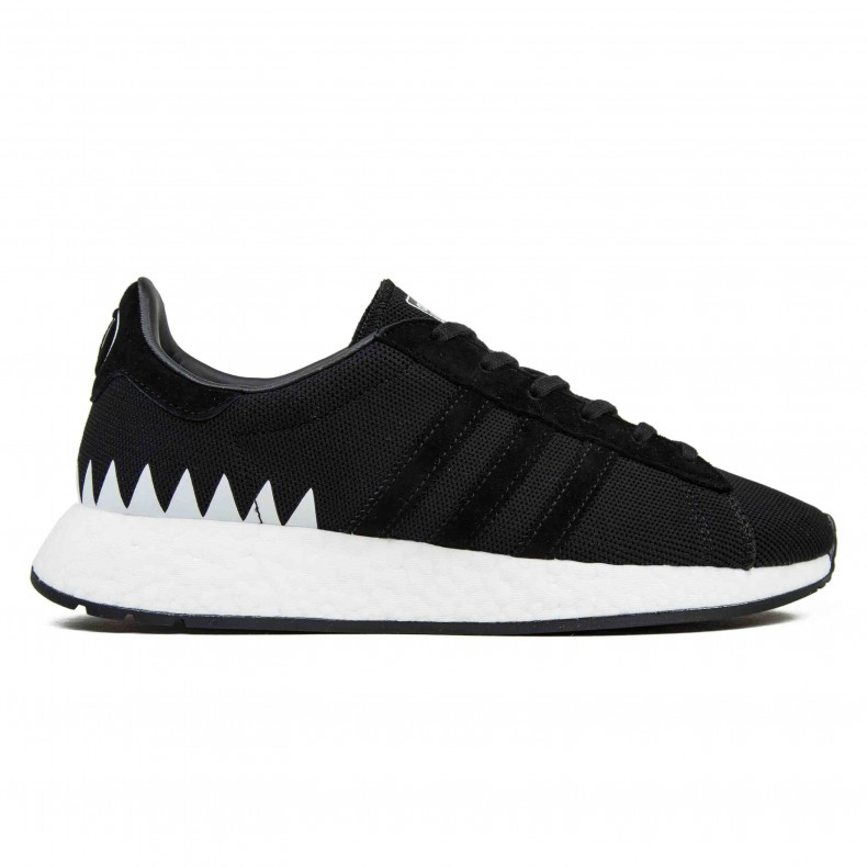 adidas Originals x NEIGHBORHOOD Chop Shop (Core BlackCore BlackFootwear White)