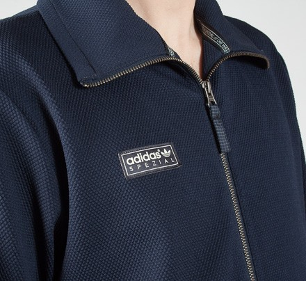 Adidas Originals x SPEZIAL Beckenbauer Jacket (Night Navy