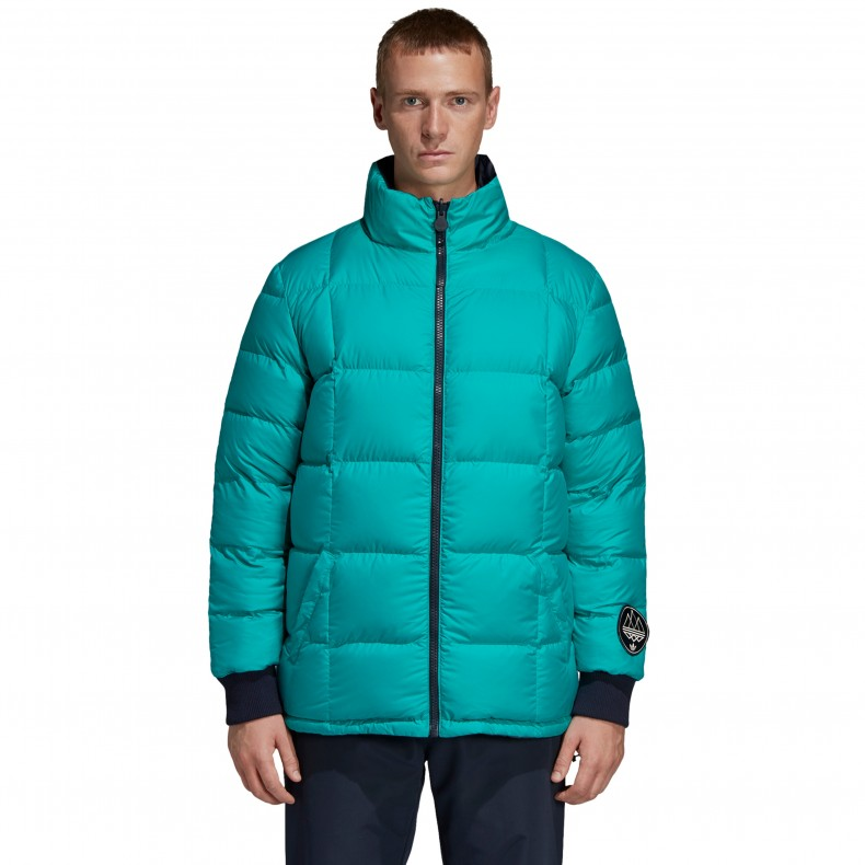f267705bc44d adidas Originals x SPEZIAL Carnforth Reversible Puffer Jacket (Night ...
