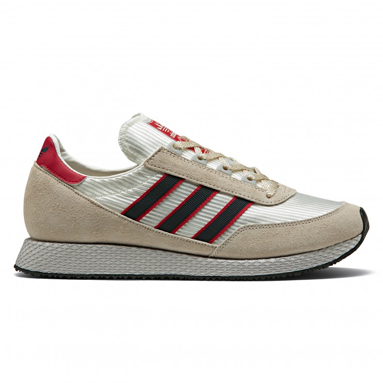 adidas Originals x SPEZIAL Glenbuck SPZL (Clear Brown Off White ... f4aeaba663