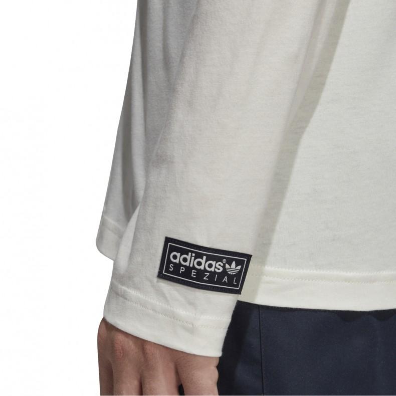 be9703f7e adidas Originals x SPEZIAL Graphic Long Sleeve T-Shirt (Off White ...