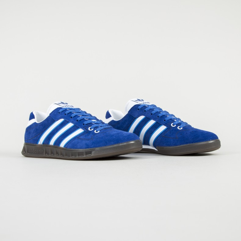 wholesale dealer 8fea9 c8825 adidas Originals x SPEZIAL Handball Kreft SPZL (Collegiate Royal Footwear  White Bright Blue) - Consortium.