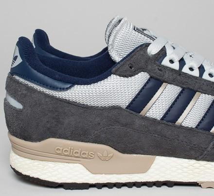 huge discount 97992 ba7f7 Adidas Originals x SPEZIAL Kirkdale SPZL (Colour Hint 9Collegiate NavyDGH  Solid Grey) - Consortium.