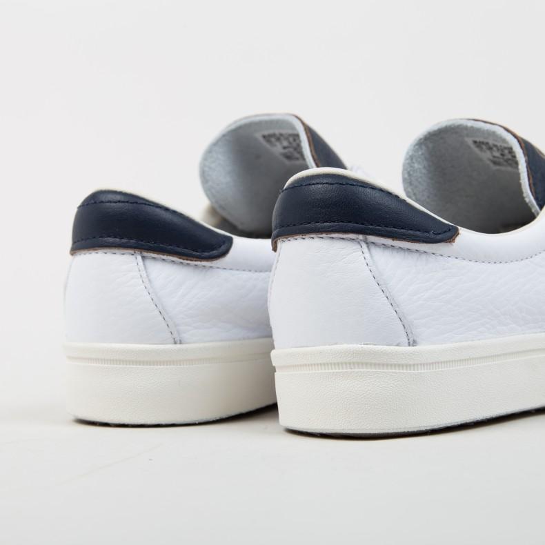 reputable site 48cf4 754a4 adidas Originals x SPEZIAL Lacombe SPZL (Core White Collegiate Navy Chalk  White) - Consortium.