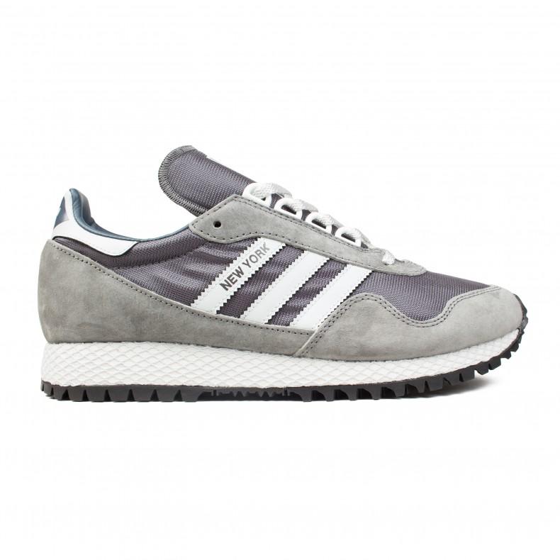 new style 152ad e1430 Adidas Originals x SPEZIAL New York SPZL (Granite Clear Grey Clear Brown) -  Consortium.