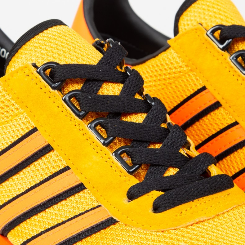new style b40d4 3a7ca adidas Originals x SPEZIAL SL80. (A) SPZL (Collegiate Gold Core Black Solar  Orange)