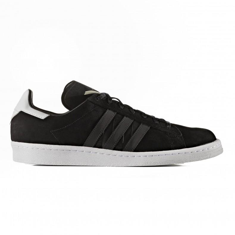 sports shoes 7a82e e0a39 adidas Originals x White Mountaineering Campus 80s. (Core BlackUtility ...