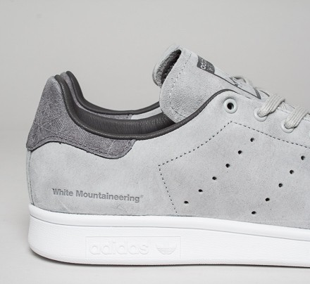 size 40 6375f ef017 Adidas Originals x White Mountaineering Stan Smith (Clear ...