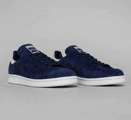 Adidas Originals x White Mountaineering Stan Smith. (Dark Blue/Dark ...