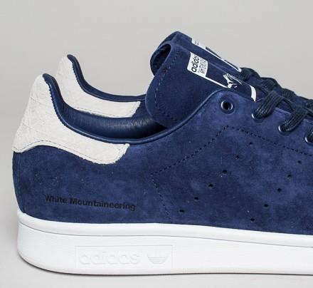 adidas stan smith blue suede