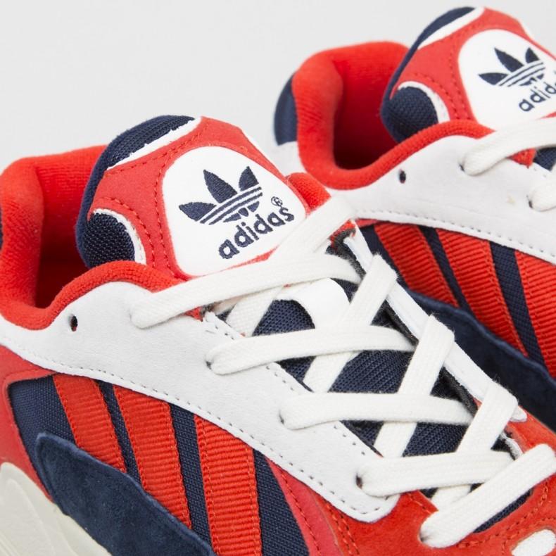 Adidas Originals Yung 1 Yung Series Chalk White Core Black
