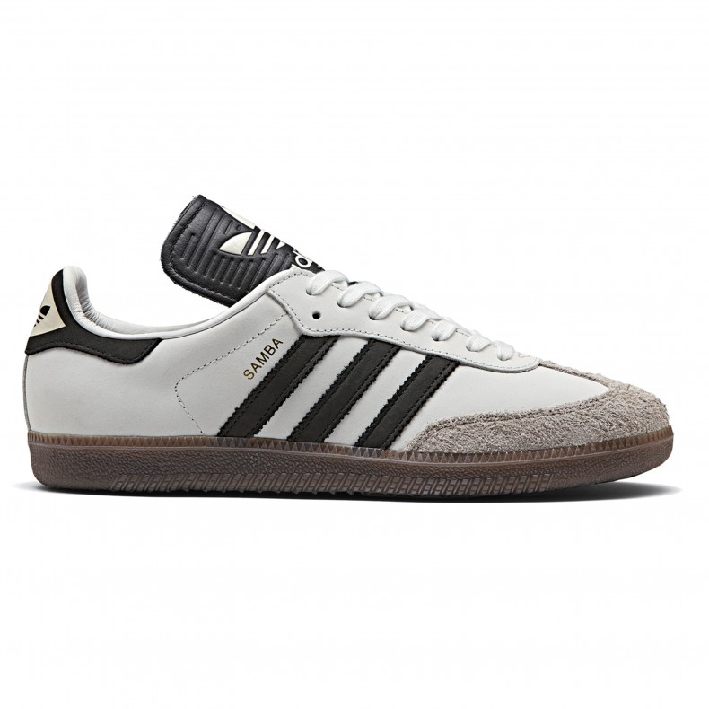 b136cd71a3 ... inexpensive adidas samba classic og made in germany vintage white core black  gum consortium. a99ce