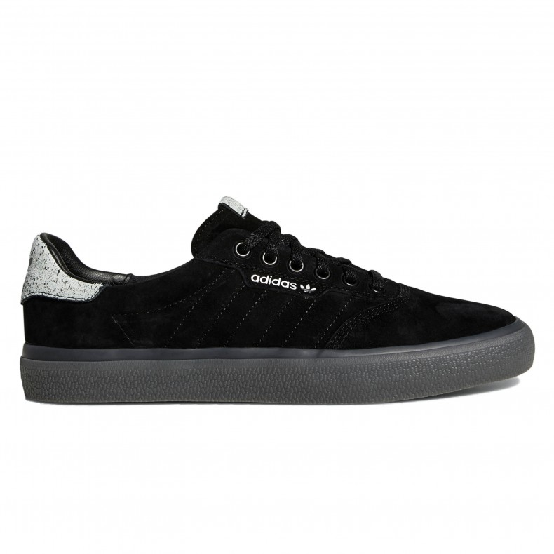 Adidas skateboarding adidas Originals 3M sea 3MC sneakers men gap Dis shoes core black (B22713 SS19)