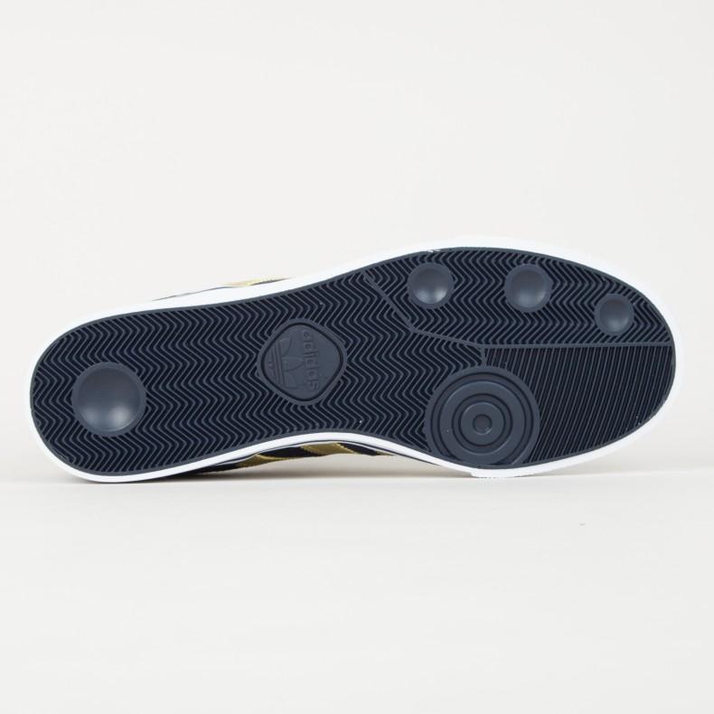 ed35ceaf904d adidas Skateboarding Busenitz Vulc ADV  10 Year Anniversary  (Collegiate  Navy Collegiate Navy Footwear White) - Consortium.