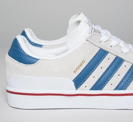 b8f6e5f3ebc ... norway adidas skateboarding busenitz vulc footwear white ash blue power  red consortium. 5071e 11d96