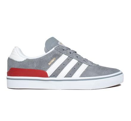 super popular eba44 6a8d4 Adidas Skateboarding Busenitz Vulc (GreyFootwear WhitePower Red) -  Consortium.