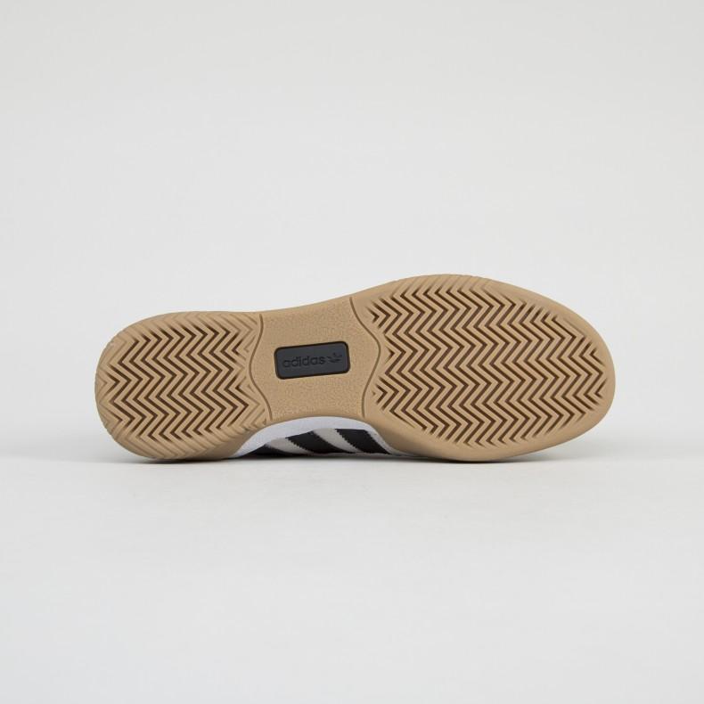 0be3e9e8347 adidas Skateboarding City Cup (Footwear White Core Black Gum 4 ...