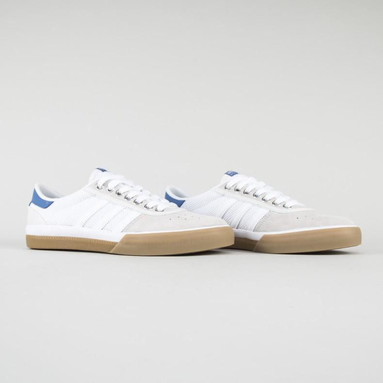 on sale 301ad ed8b7 adidas Skateboarding Lucas Premiere. (Footwear White Trace Royal Gum 4)