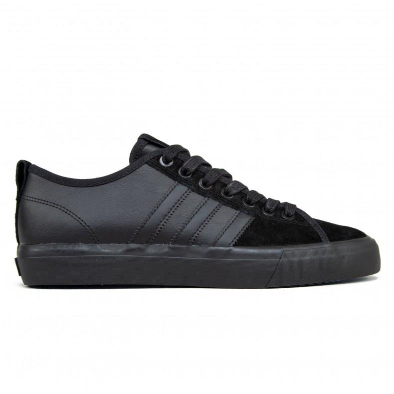 a3c34d5f8f64 adidas Skateboarding Matchcourt RX Marc Johnson (Core Black Core Black Silver  Metallic) - Consortium