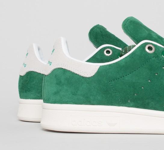 Adidas Skateboarding Stan Smith (Amazon Green S14Running