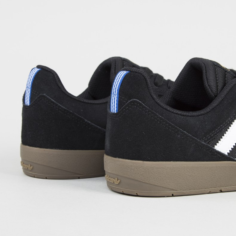 beb4cb1ce0c adidas Skateboarding Suciu ADV II (Core Black Footwear White Gum 5 ...