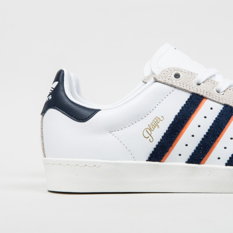 Adidas superstar, te lo skateboard x alltimers (calzature bianche