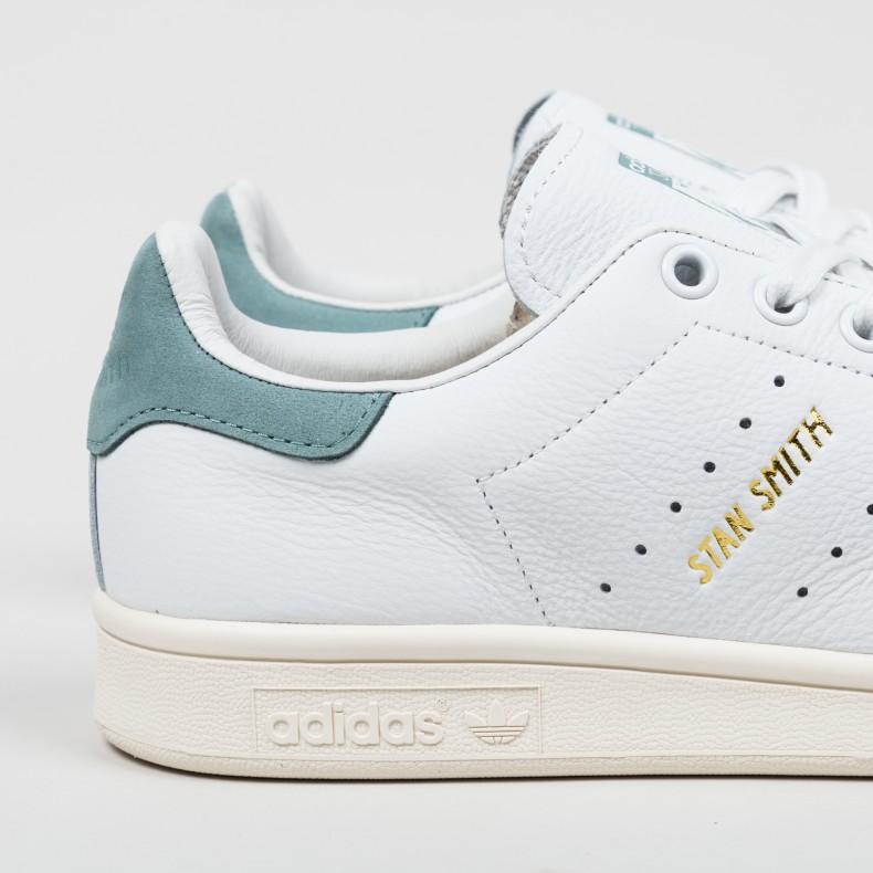 plus récent d6add dc44a Adidas Stan Smith (Footwear White/Footwear White//Vapour ...