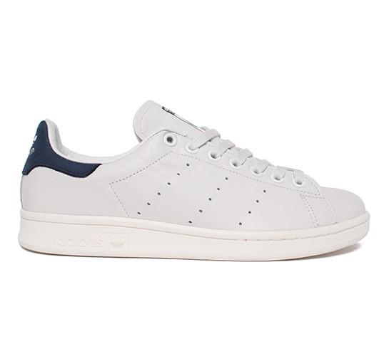 adidas stan smith neo white navy