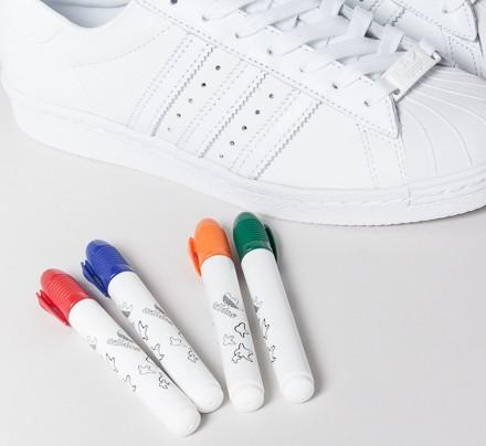 adidas superstar 80s by gonz