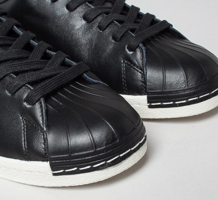 Adidas Superstar 80s Clean Black