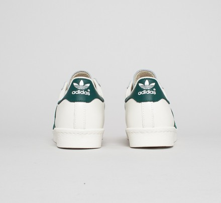 on sale 98eb4 1e496 Adidas Superstar 80s Deluxe (Vintage White S15-ST/Collegiate ...