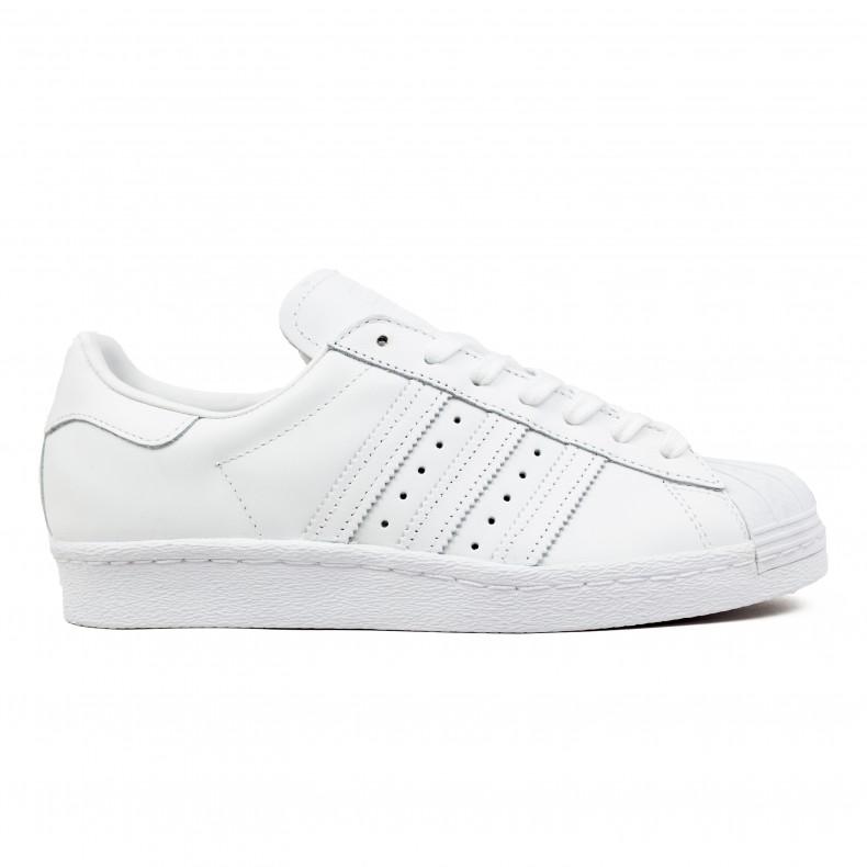 Adidas Superstar 80s (Footwear White Footwear White Core Black) -  Consortium. 971563e38ba