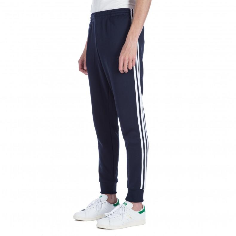 Adidas Superstar Cuffed Track Pants (Legend Ink) - Consortium. 02488d124265