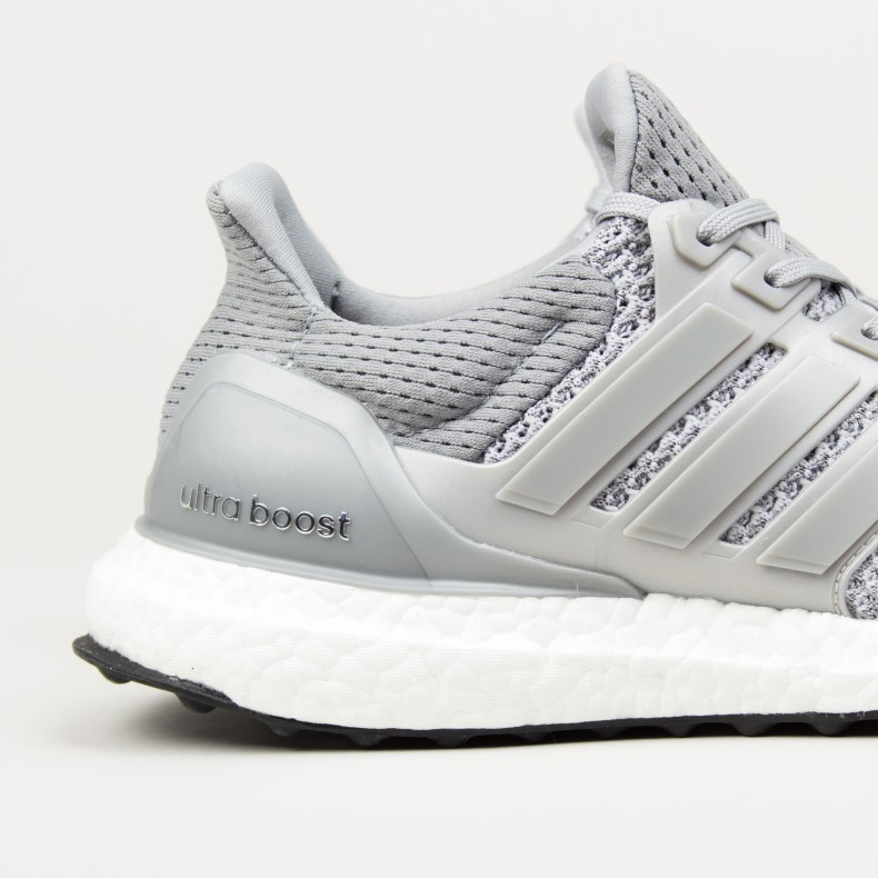 finest selection 22e3f 50f8a adidas Ultra Boost LTD. Silver
