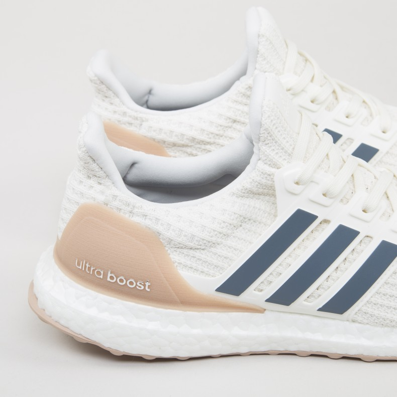 "adidas Ultra Boost 4.0 ""Show Your Stripes(Tech InkCloud White"