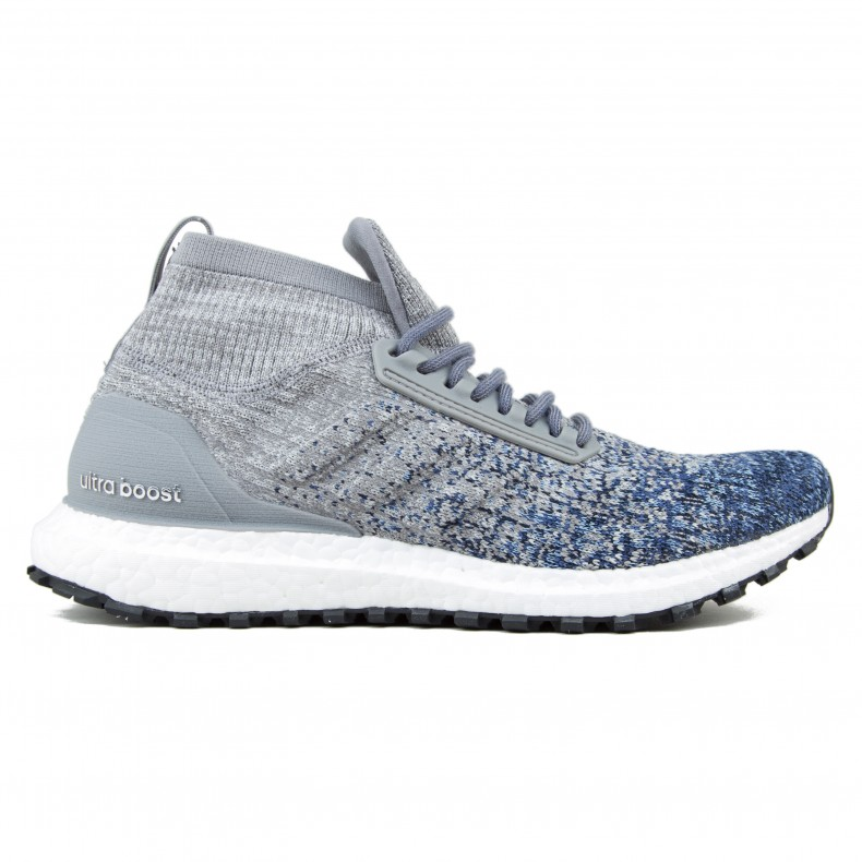 cb3b4815b81ba adidas UltraBOOST All Terrain (Grey Three Grey Two Noble Indigo) -  Consortium.