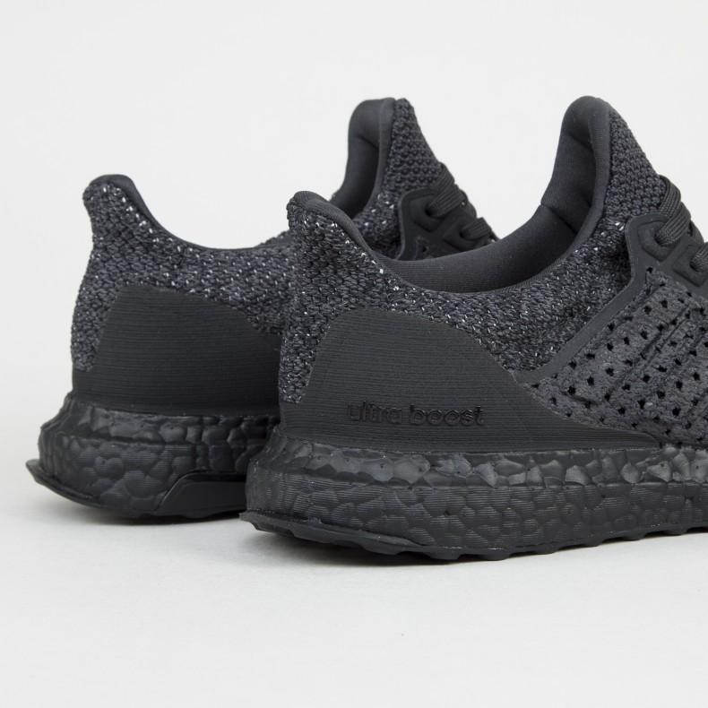 68437ed1d744c adidas UltraBOOST Clima  Triple Black  (Carbon Carbon Orchid Tint ...