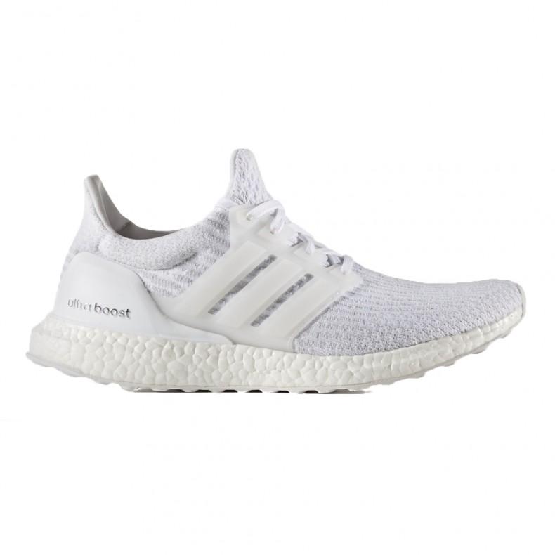 2438647cb8b6 adidas UltraBoost (Footwear White Footwear White Crystal White ...