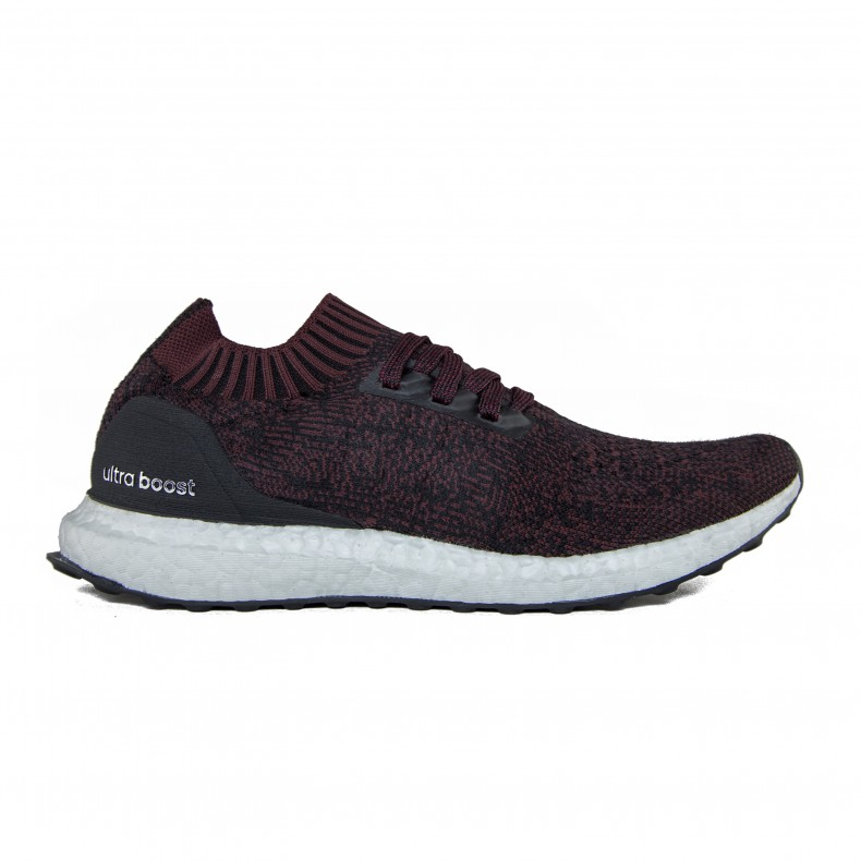 25d2b35ced5 adidas UltraBoost Uncaged (Core Black Dark Burgundy Core Black ...