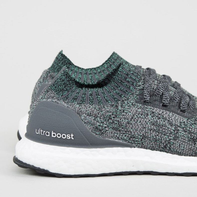 differently 0b313 9cfc6 adidas UltraBoost Uncaged. (Grey Two Grey Five Hi-Res Green)