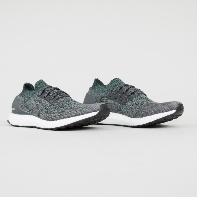 hot sale online 6b7e7 36acb adidas UltraBoost Uncaged (Grey Two/Grey Five/Hi-Res Green)